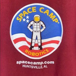 Space Camp Tee